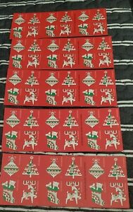 FIRST CLASS FOREVER STAMPS 10 BOOKS CHRISTMAS  HOLIDAY DELIGHTS 200 TOTAL