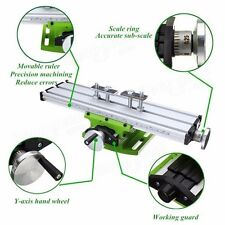 HILDA BG6300 Mini Precision Milling Machine Worktable Multifunction Drill Vise