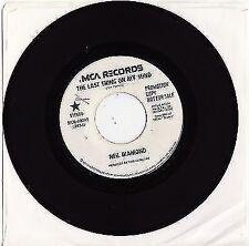 White Label Pop 45 RPM Speed Vinyl Records