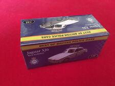 Jaguar XJ6  1/43  Police  Editions Atlas