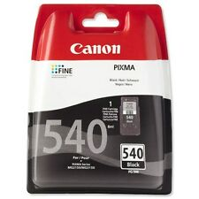 Canon PG-540 (Yield: 180 Pages) Black Ink Cartridge