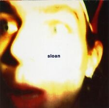 SLOAN Peppermint EP - original 1992 Canadian 1st pressing CD EP - MUR CD001
