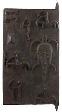 Porte de Grenier Senoufo 71x36 cm Art africain-Afrique Ouest Dogon 16518
