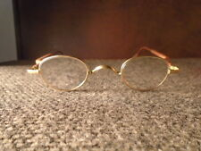 GOLD & WOOD BR3 37[]26  EYE/SUNGLASSES  PARIS   LUX   CE  VERY GENTLY USED