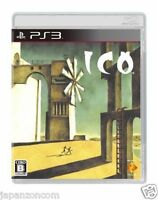 Used PS3  ICO  SONY PLAYSTATION 3 JAPAN JAPANESE IMPORT