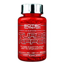 SCITEC Turbo Ripper 100 capsule - DIMAGRANTE