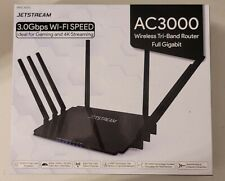 Jetstream ERAC3000 Tri-Band Wi-Fi Gaming Router