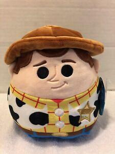 "Disney Squishmallow Woody Cowboy 7 8"" New Plush Stuffed Toy Kelly toys kellytoys"