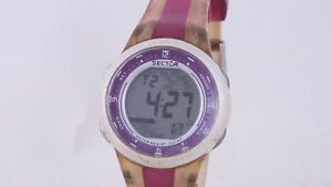 SECTOR Expander Multi-Function LCD Ladies Watch (S75)