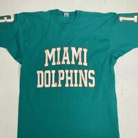 Vintage 1993 Miami Dolphins Dan Marino 13 NFL Football Jersey Shirt Mens Size XL