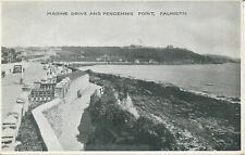 PC27797 Marine Drive and Pendennis Point. Falmouth. Dennis