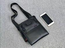 Tumi Alpha 2 Pocket Bag  92110D2 Leather shoulder bag