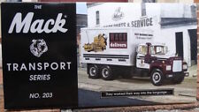 "MACK R-600 STRAIGHT TRUCK First Gear 1st ""MACK TRANSPORT SERIES"" #203"