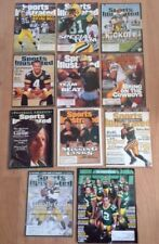 Green Bay Packers, Lot Of 11 Sports Illustrated/ESPN Mags, Brett Farve