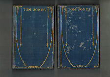 HENRY FIELDING The History of Tom Jones - 2 volumes 1905
