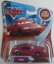 Disney Pixar Cars - VERN #119 - LOOK! MY EYES CHANGE! - Lenticular Eyes - RARE