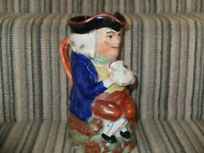 More details for 1870 squire with ale pot toby jug