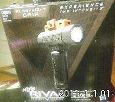 Nerf Rival Tactical Flashlight Grip Attachment Led Light NIB NEW