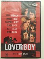 Lover Boy DVD NEUF SOUS BLISTER Kevin Bacon, Kyra Sedgwick, Marisa Tomei