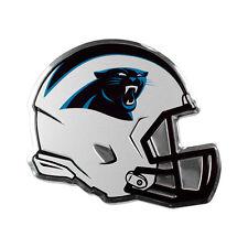 Carolina Panthers Aluminum Helmet Auto Emblem [NEW] Metal Car Auto Decal NFL