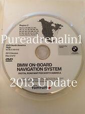 2013 UPDATE 03 04 2005 2006 BMW X5 SPORT NAVIGATION MAP CD DVD WEST COAST WA NV