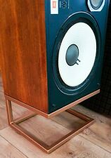 Premium Gold-Coppered Steel Stands for speakers JBL L100 L166 4311 4312 4310