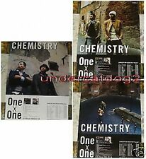 Japan Chemistry One X One Taiwan Promo 3-Posters SET