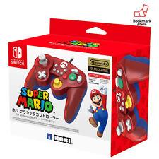 NEW HORI Switch Controller Gamecube Style Classic Controller Mario Nintendo JPN