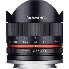 Samyang Medium Format Wide Angle Camera Lenses