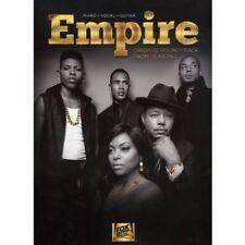 EMPIRE Serie Original Soundtrack From Season 1 SONGBOOK Noten Klavier Gesang NEU