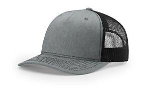 New Richardson 112FP Five Panel Classic Trucker Ballcap Baseball Cap Hat OSFM