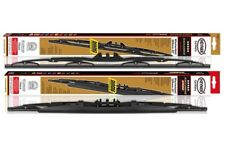 "Fits NISSAN ALMERA 2000-2007 SPOILER windscreen WIPER BLADES 22""17"" TWIN PACK"