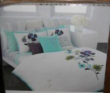 """Dkny Breezy Floral European Euro Pillow Sham New 26""""X26"""" New!"""