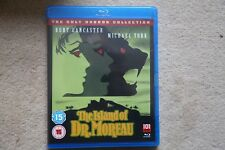 BLU-RAY THE ISLAND OF DR MOREAU ( 101 FILMS ) BRAND NEW SEALED UK STOCK
