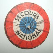 MEDAILLE DE JOURNEE 14 /18 - SECOURS NATIONAL