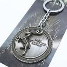 Keychain / Porte-clés - Game of Thrones Baratheon of King's Landing - Silver
