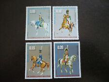Stamps - Equatorial Guinea - Scott# 7601-7604