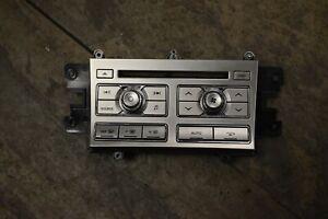 2008 JAGUAR XF 2.7 TDV6 RADIO & HEATER CONTROL PANEL SWITCHES - 8X23-18C858-AF