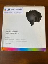 Xerox Phaser 8560/8560MFP Black Solid Ink Sticks By LD Solid Ink Sticks
