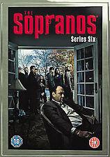 The Sopranos - Series 6 Vol.1 (DVD, 2006, 4-Disc Set) UNOPENED