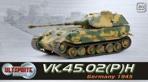 Vk.45.02 (P) H Germany 1945 Tank 1:72 Model 60678 Dragon Models
