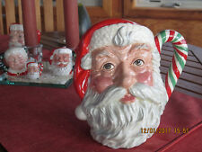 ROYAL DOULTON TOBY JUG SANTA CLAUS D6840 COLORWAY EDITION