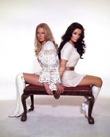 ACTRESSES VERONICA CARLSON & KATE O'MARA HAMMER - 8X10 PUBLICITY PHOTO (EP-050)