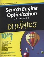 Search Engine Optimization All-in-One for Dummies by Susan Esparza, Clay and Br…