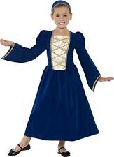 Costumi e travestimenti blu Smiffys per carnevale e teatro per bambine e ragazze dalla Cina