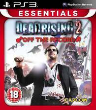 Dead Rising 2: Off The Record Essentials (PS3) NEW & Sealed from UK