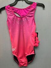 Gymnastics Leo Leotard Gk Elite Sportswear New w/tags Laurie Hernandez