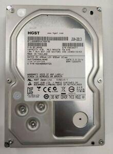 HUS724040ALA640 HGST Hitachi 4TB 7.2K SATA 3.5'' Hard Drive SATA Drive 0F14688