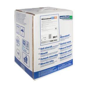 Quantophos F1 F2 F3 F4 F/E, 20 l BWT Mineralstoff = Cillit Impulsan (6,00 €/L)