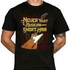 Guitar Player Humor T-Shirt - Hard Rock / Heavy Metal - 100% Cotton Gildan Shirt